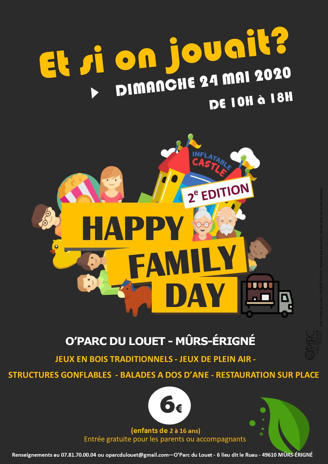 Happy Family Day 2020